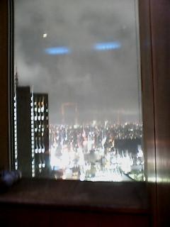 52階からの夜景