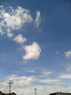 DWL6日前の空